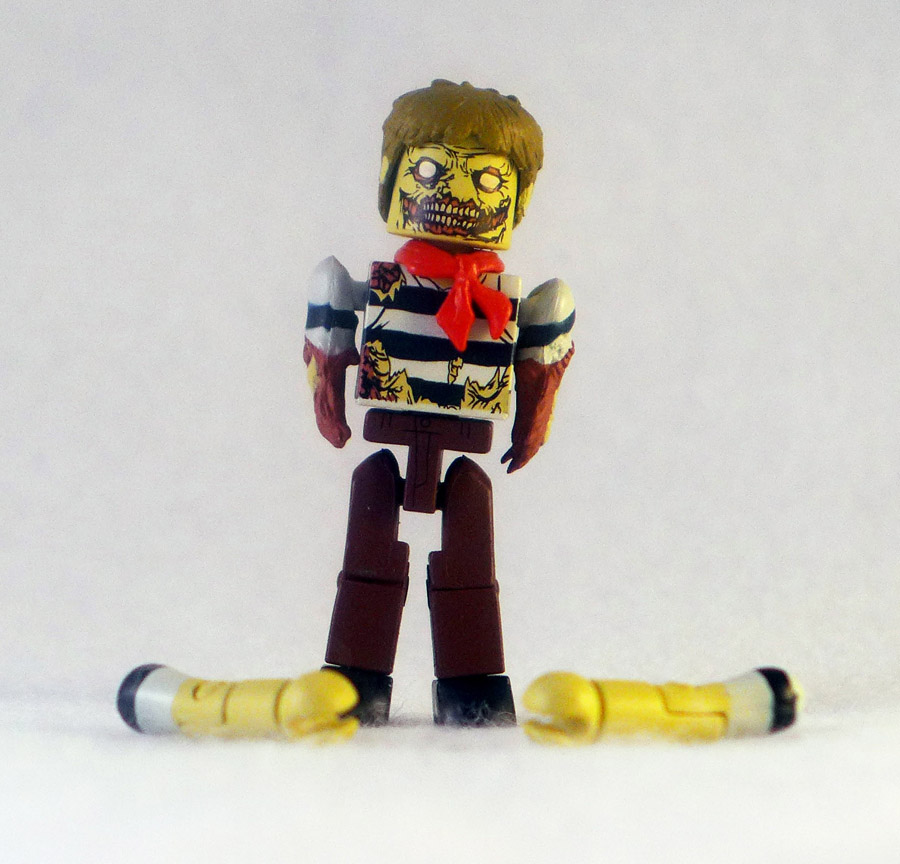 Sailor Zombie Loose Walking Dead Minimate