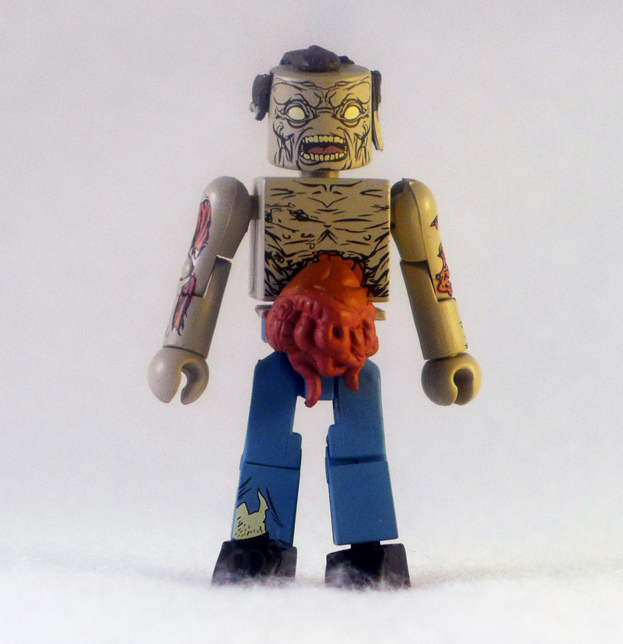 Guts Zombie Loose Walking Dead Minimate