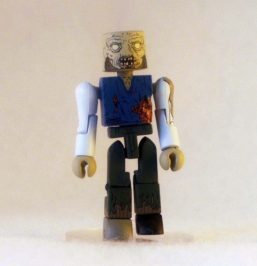 Vest Zombie Loose Walking Dead Minimate
