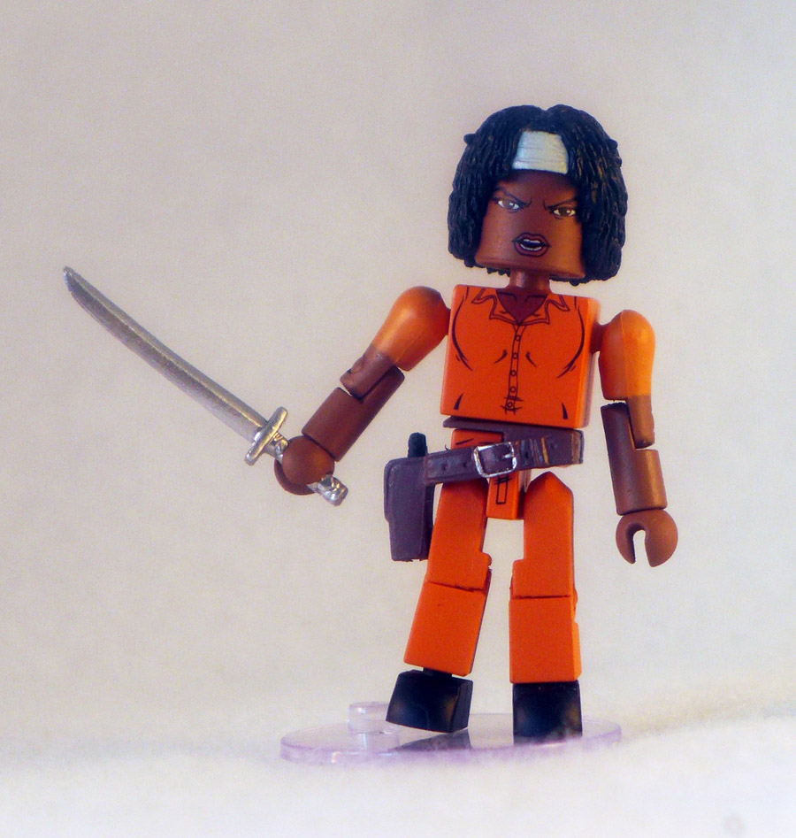 Prison Michonne Loose Walking Dead Minimate