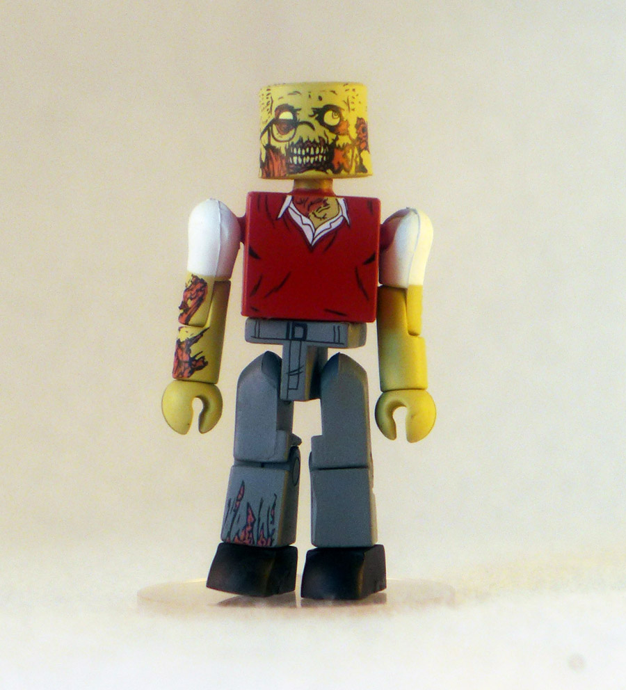 Lurker Zombie Loose Walking Dead Minimate