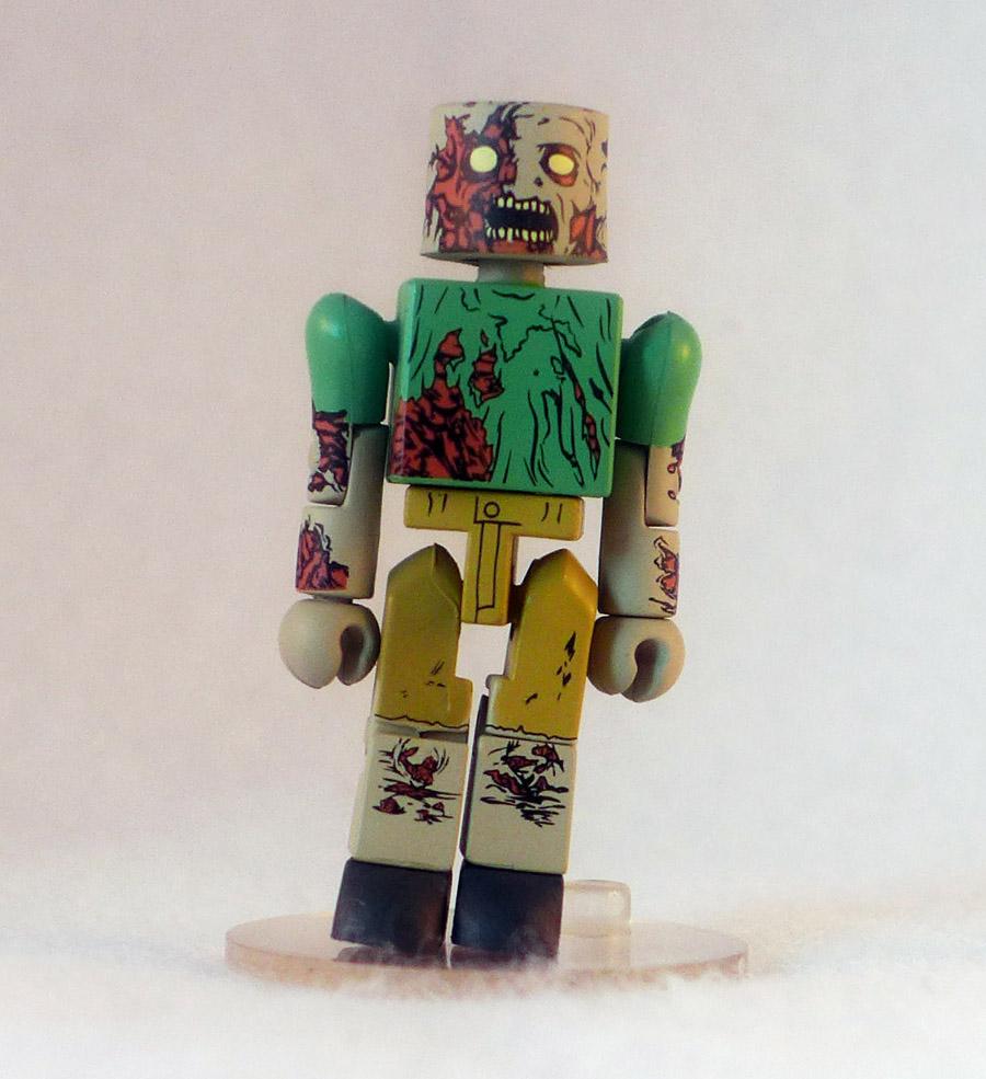 Roamer Zombie Loose Walking Dead Minimate