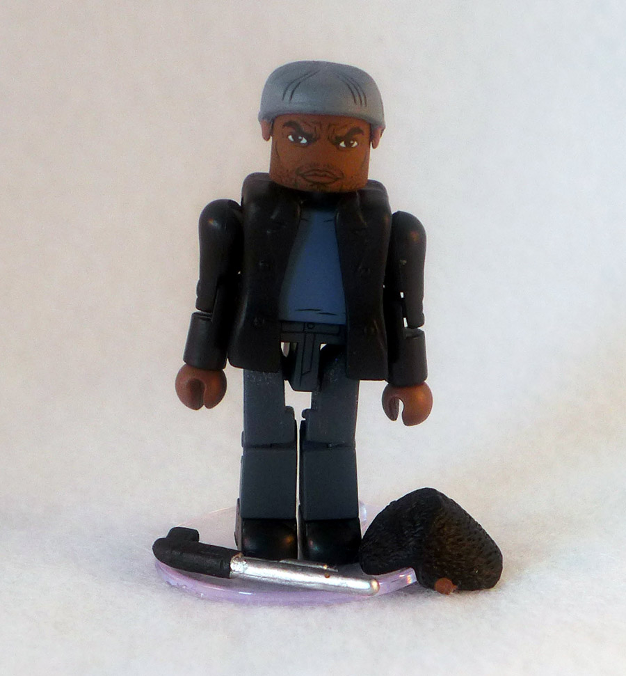 Tyreese Loose Walking Dead Minimate