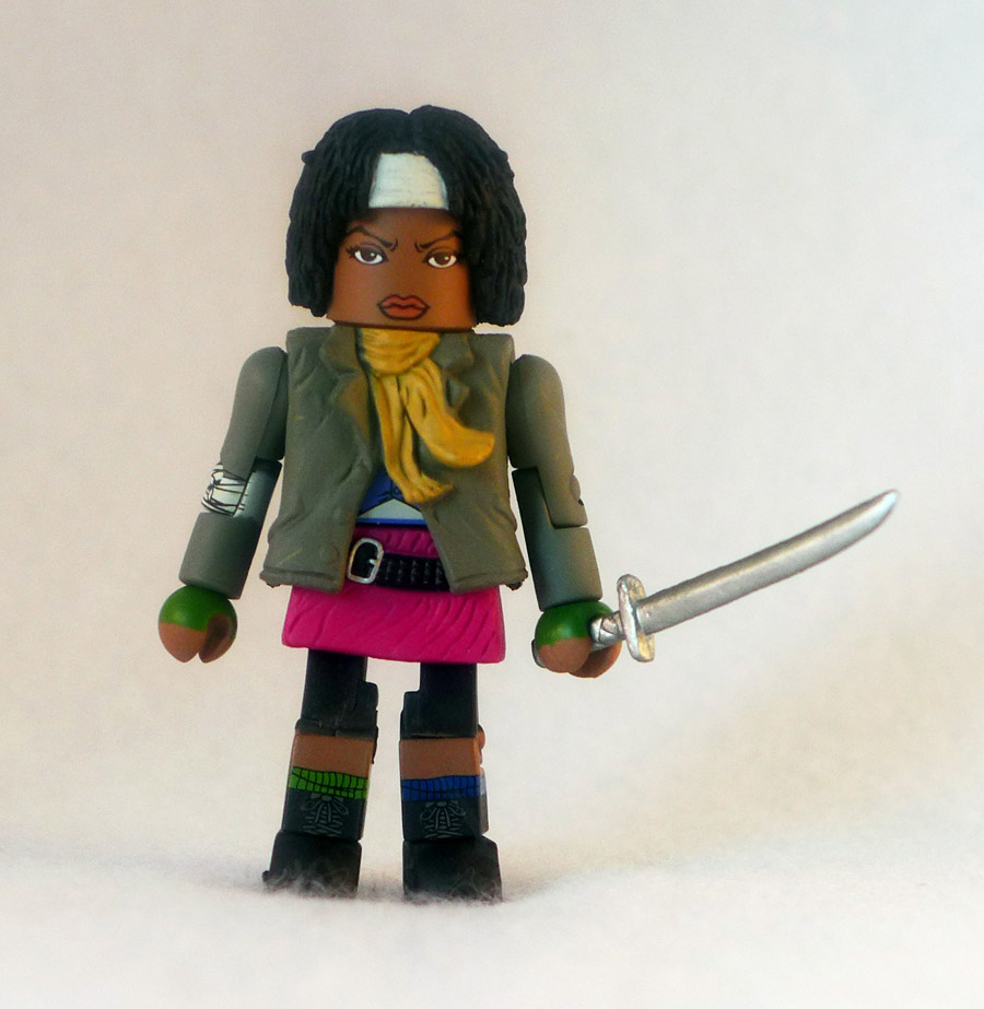 Michonne Loose Walking Dead Minimate