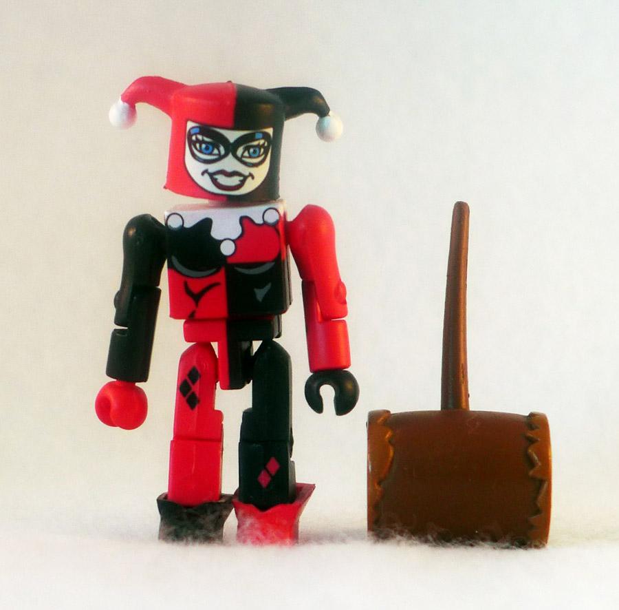 Harley Quinn Loose DC Minimate