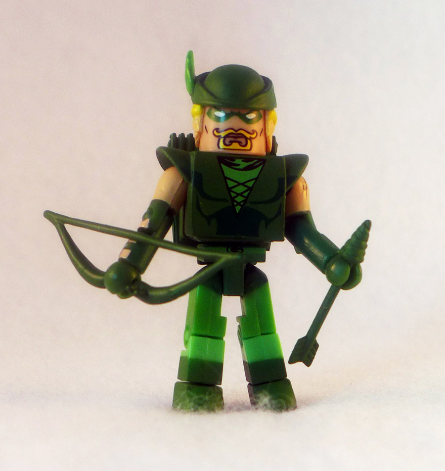 Green Arrow Loose DC Minimate