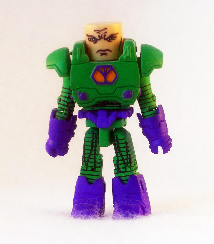 Battle Armor Lex Luthor Loose DC Minimate