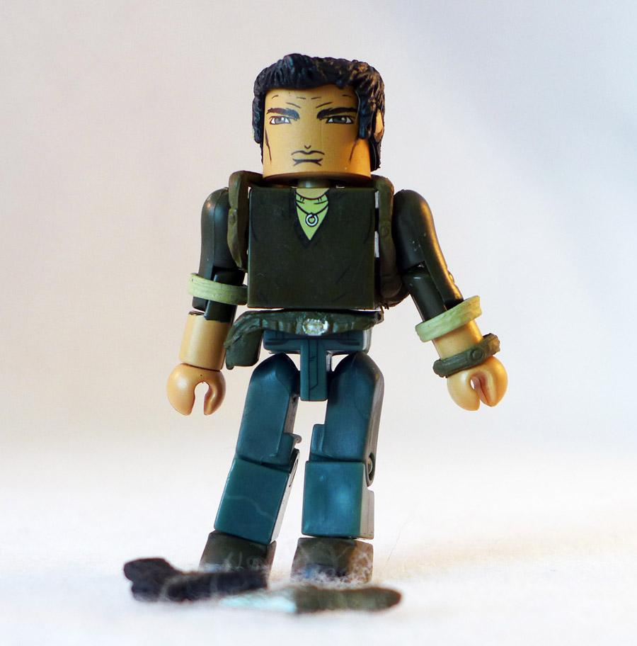 Nathan Drake Loose Uncharted Minimate