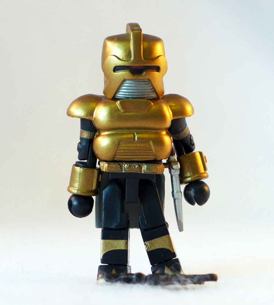 Gold Cylon Loose Minimate