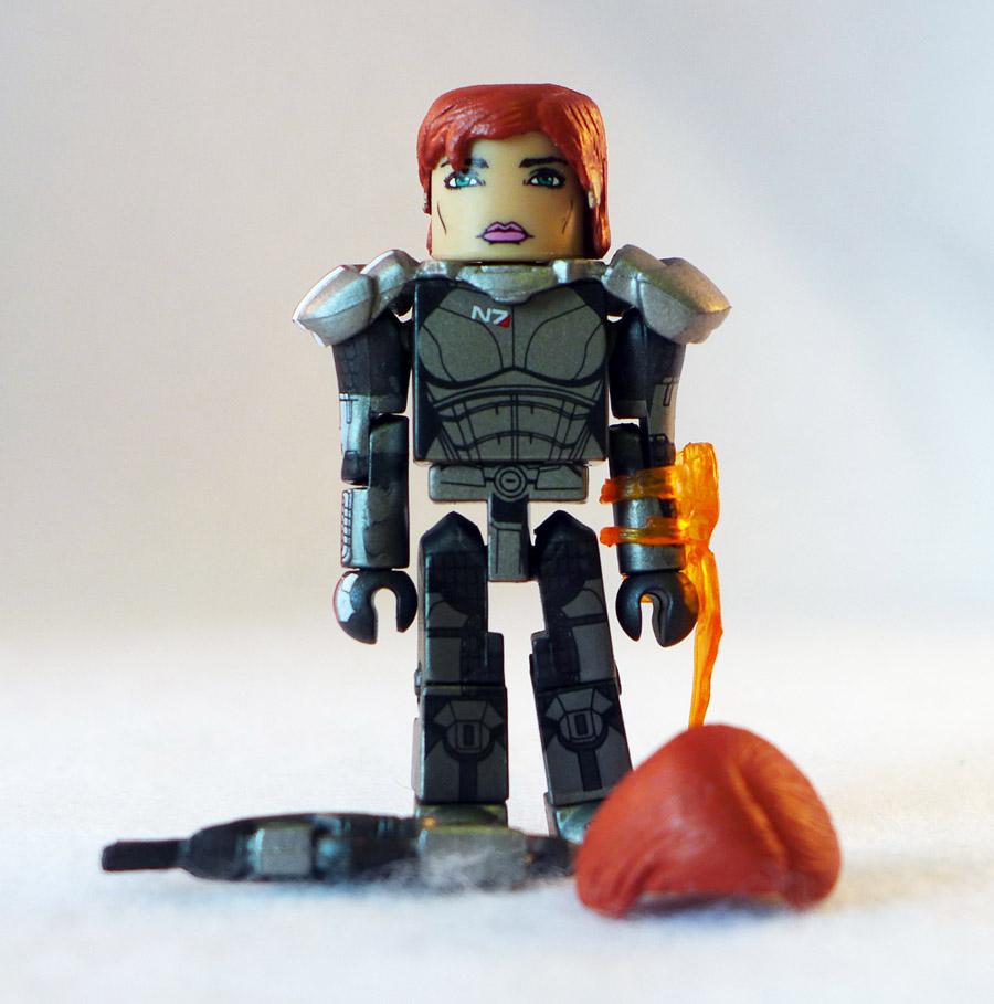 Commander Jane Shepard Loose Minimate