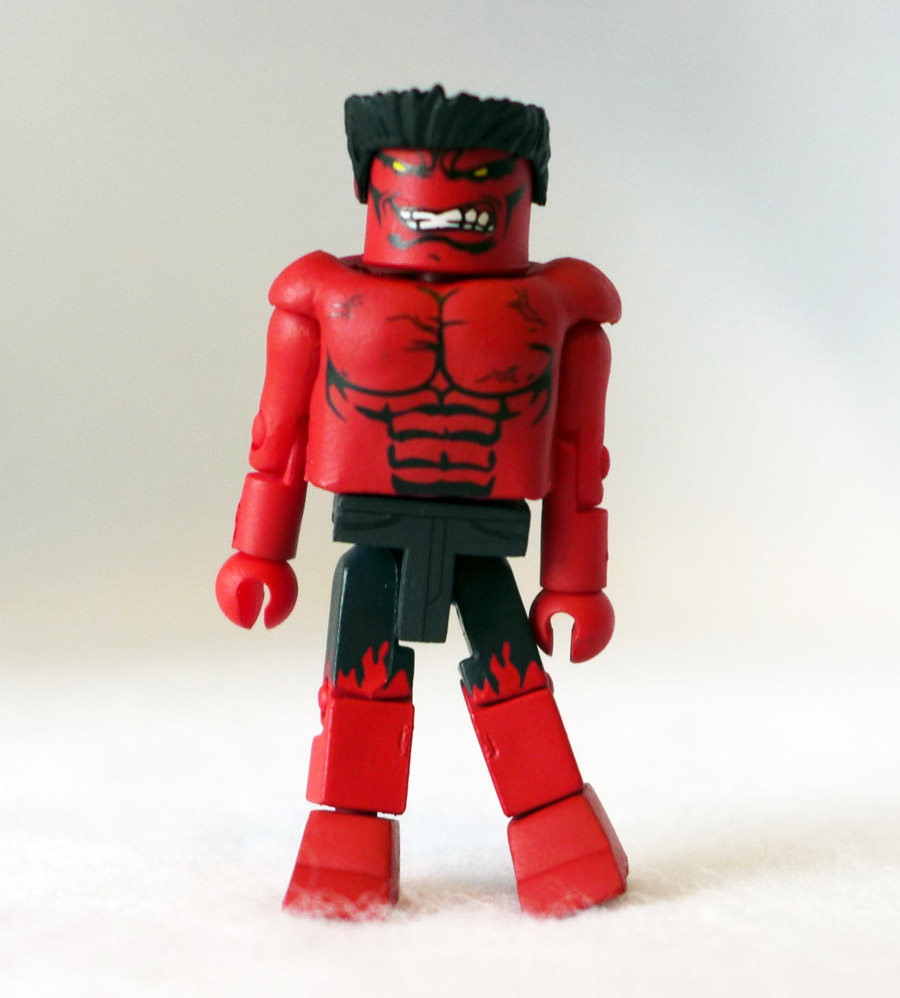 Red Hulk (Original) Loose Minimate