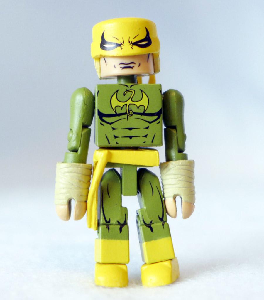 Iron Fist Loose Minimate