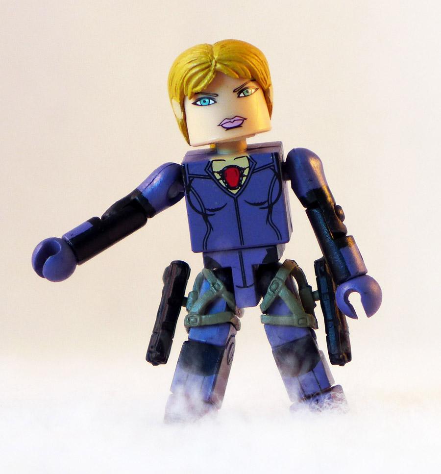 Jill Valentine Loose Minimate