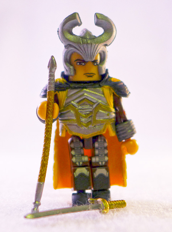 Asgardian Soldier Loose Minimate