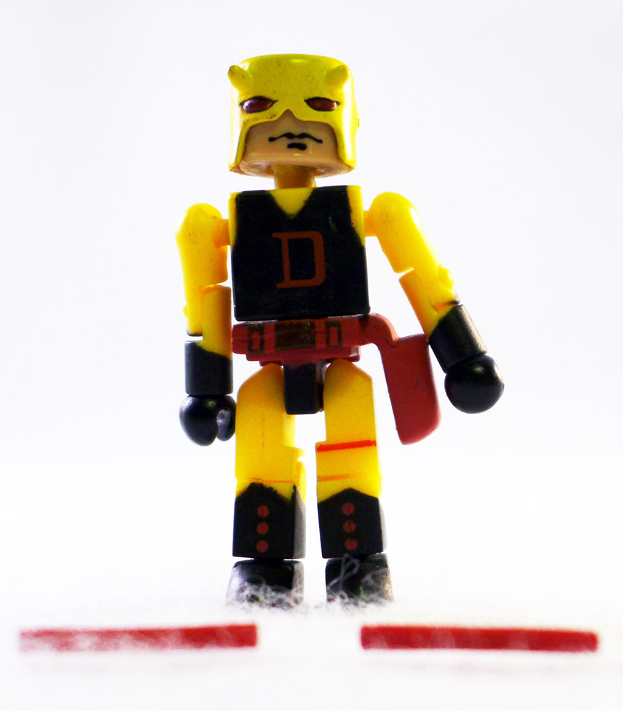 Yellow Daredevil Loose Minimate