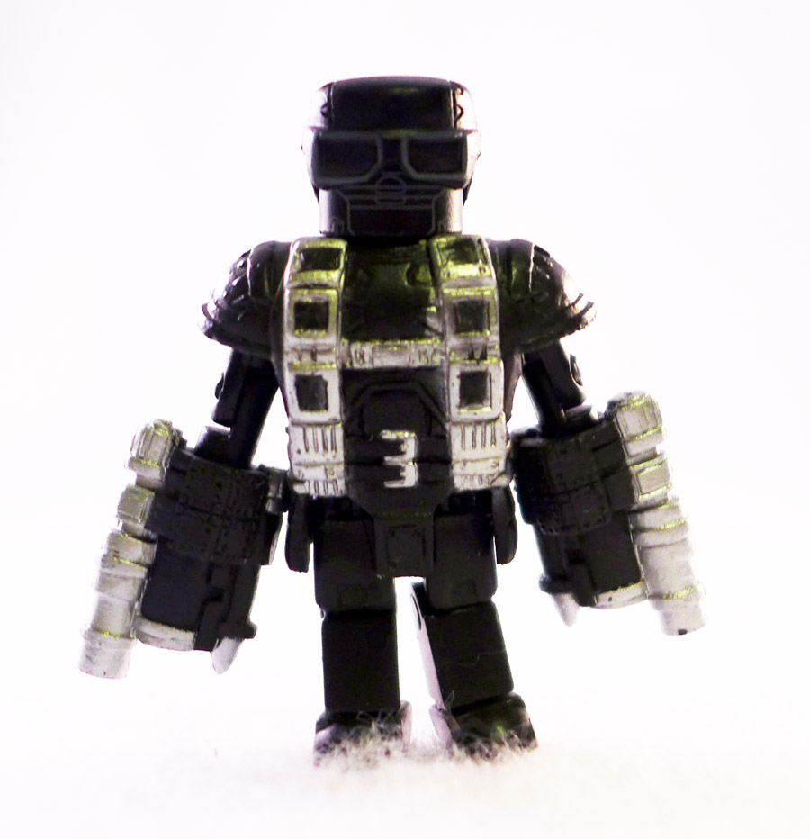 Hydra Flame Trooper Loose Minimate