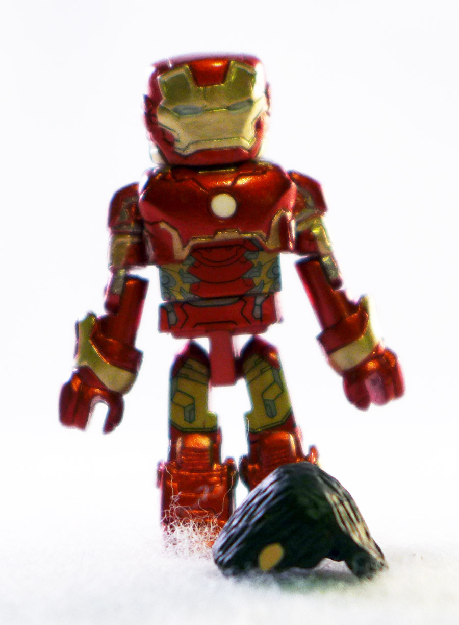 Iron Man (Movie) Loose Minimate
