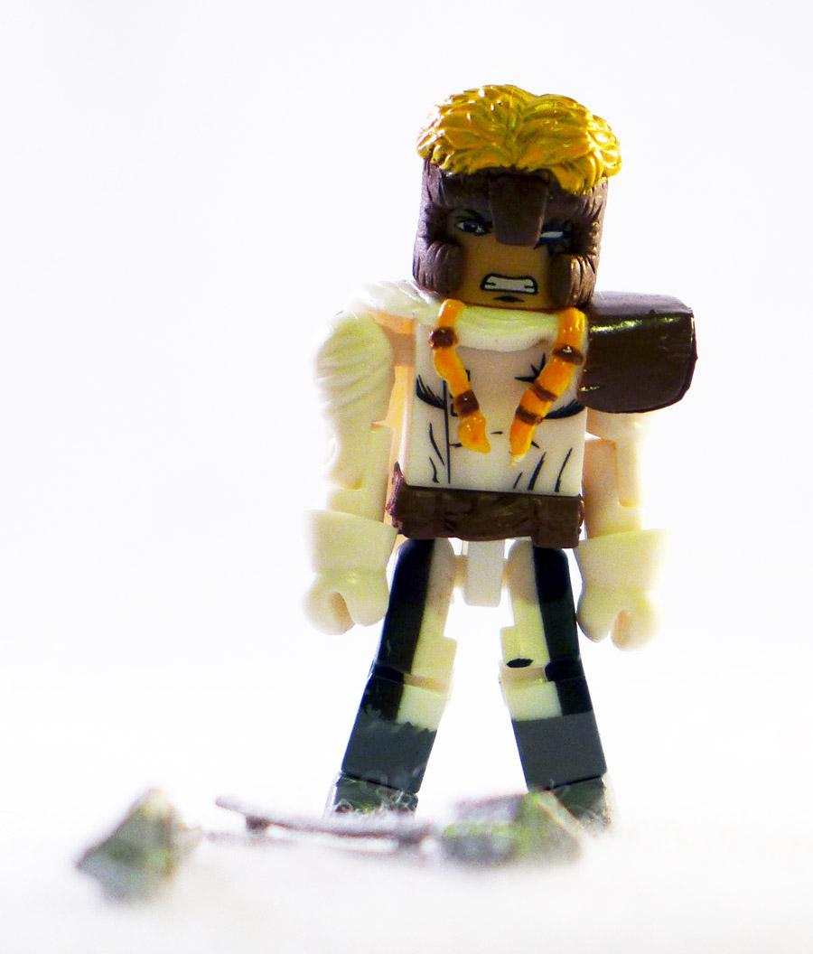 Shatterstar Loose Minimate