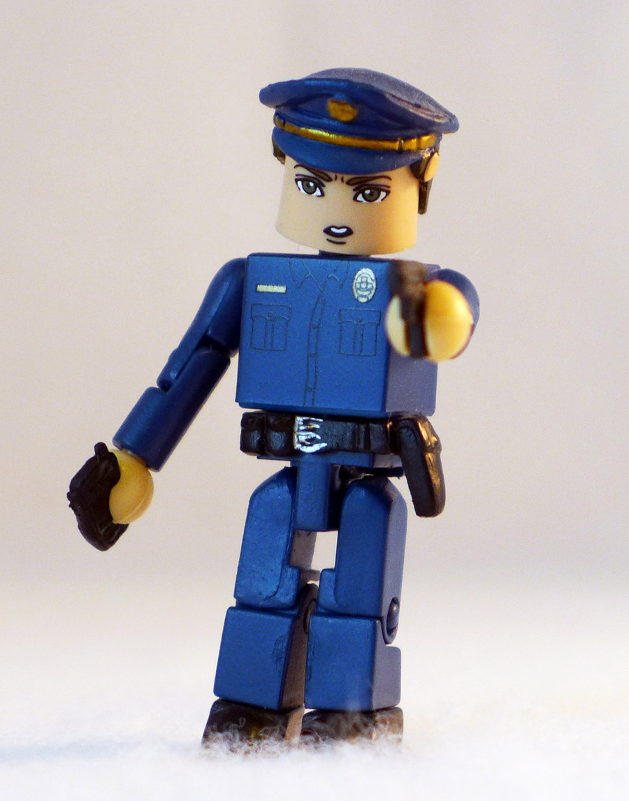 Police Officer Loose Minimate