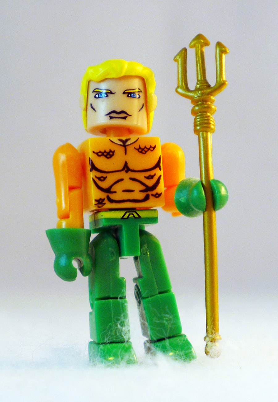 Aquaman Loose Minimate