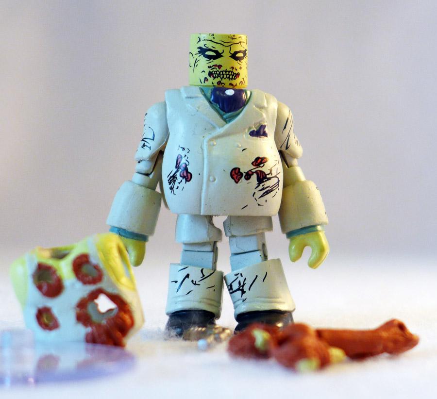 Zombie Kingpin Loose Minimate