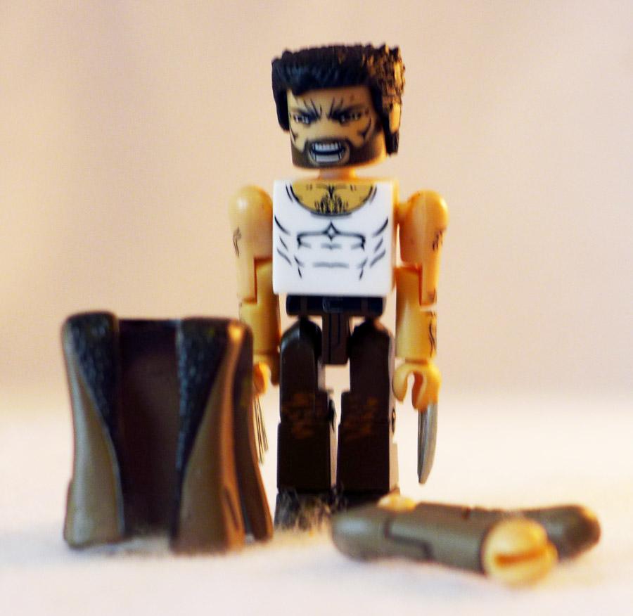 Movie Wolverine Loose Minimate