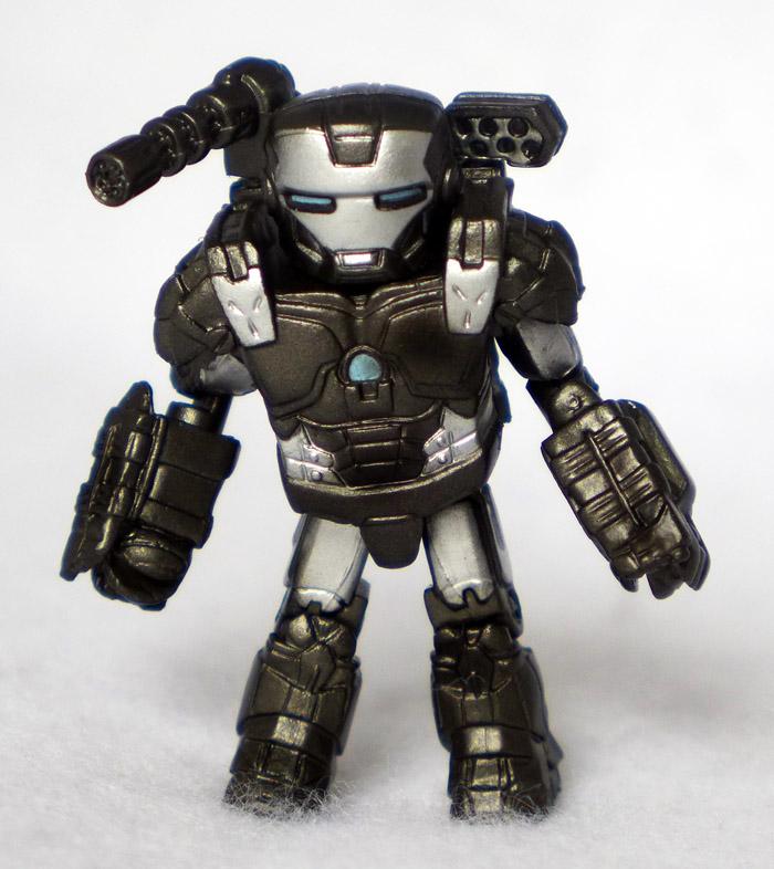 Battle Damaged War Machine Loose Minimate