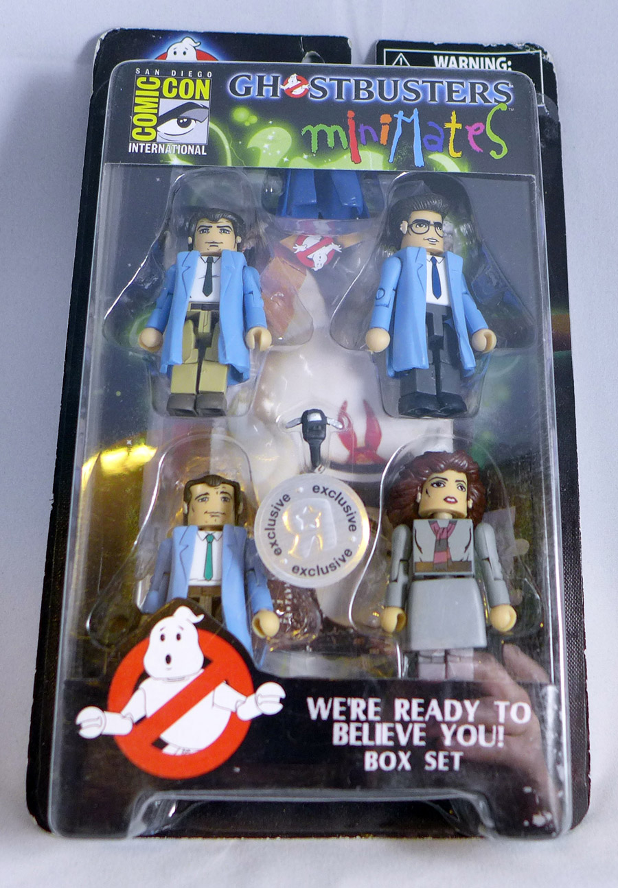 Ghostbusters We're Ready to Believe You Box Set
