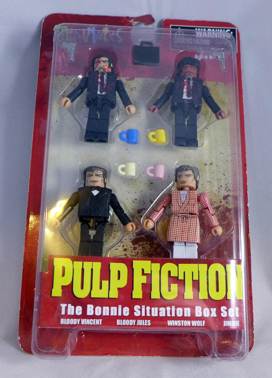 Pulp Fiction The Bonnie Situation Box Set