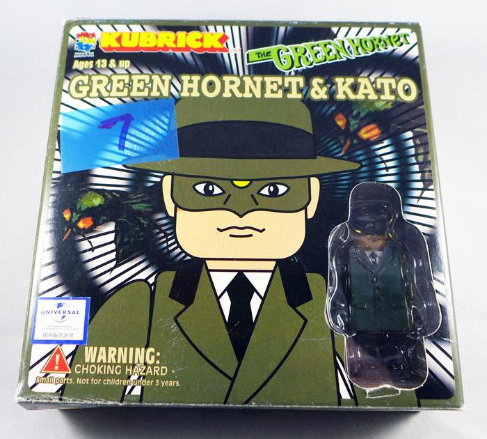 Green Hornet & Kato Kubricks
