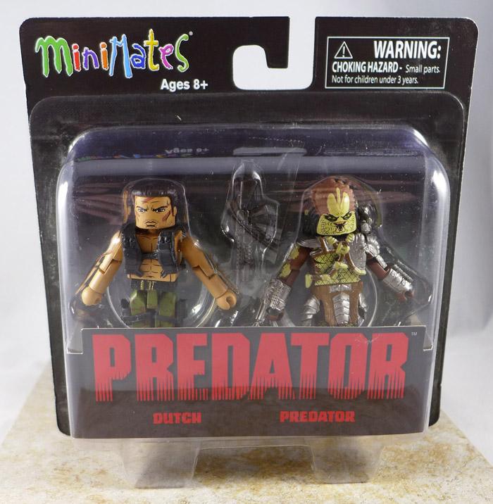 Dutch & Predator Minimates (Predator Series 1)