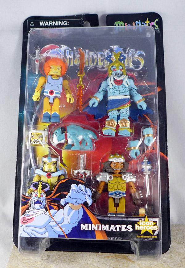 Thundercats Minimates Box Set 4