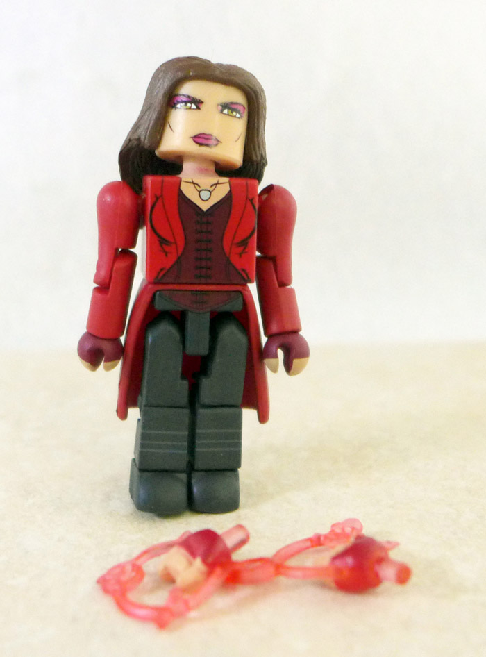 Scarlet Witch Loose Minimate