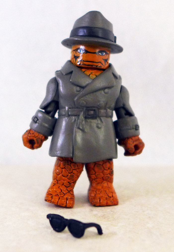 Trenchcoat Thing Variant Loose Minimate