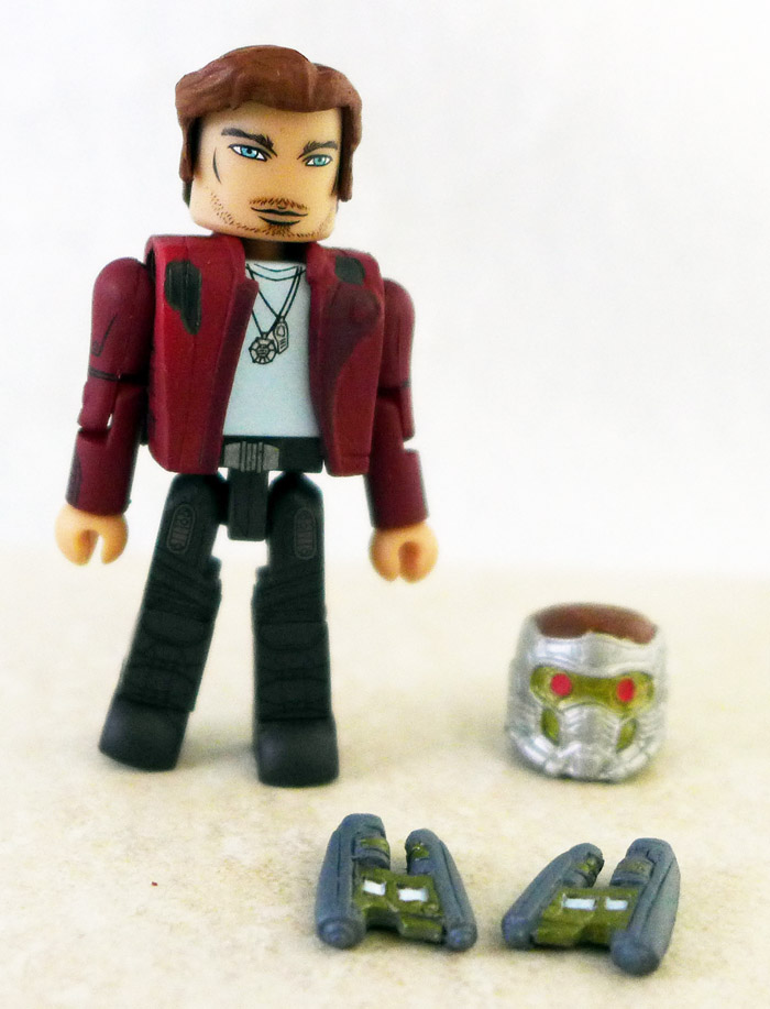 Star Lord Loose Minimate