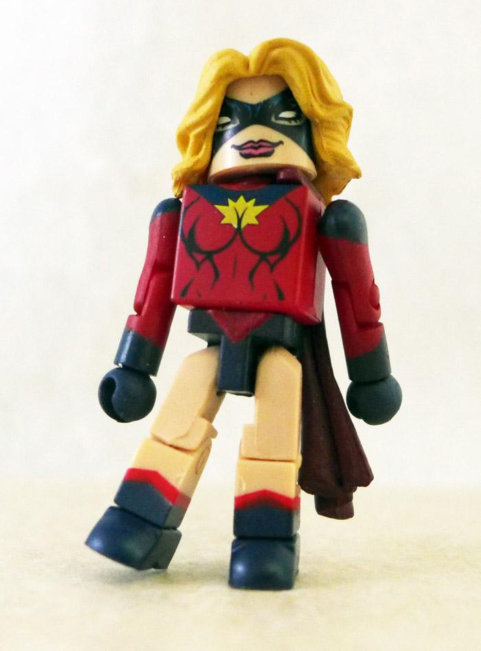 Dark Avengers Ms. Marvel Loose Minimate
