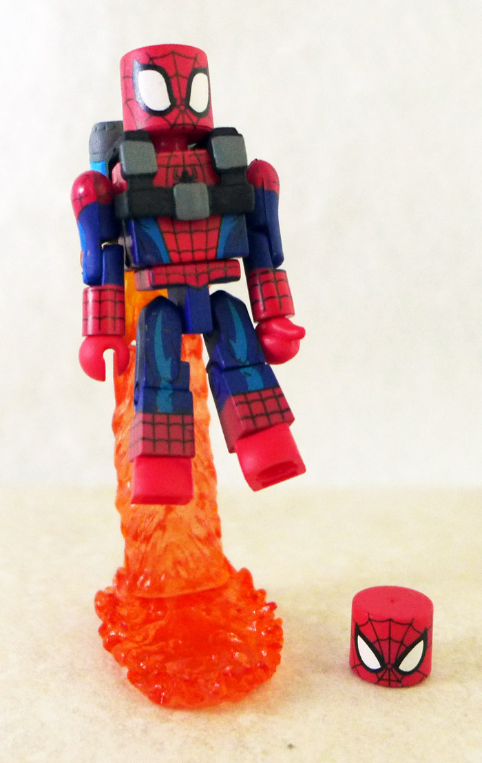 Jetpack Spider-Man Loose Minimate