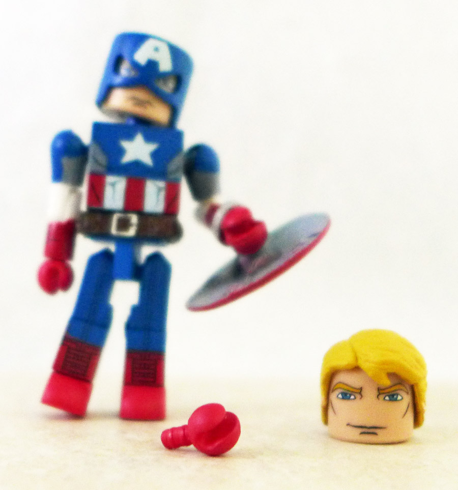 Captain America Loose Minimate