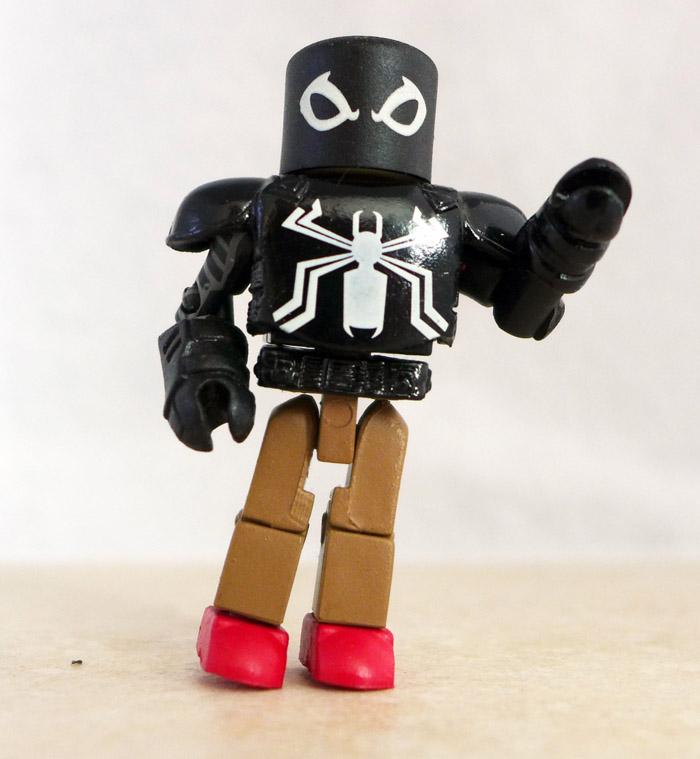 Party Time Agent Venom Custom Minimate