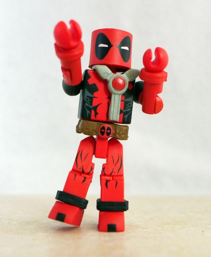 Deadpool Loose Minimate