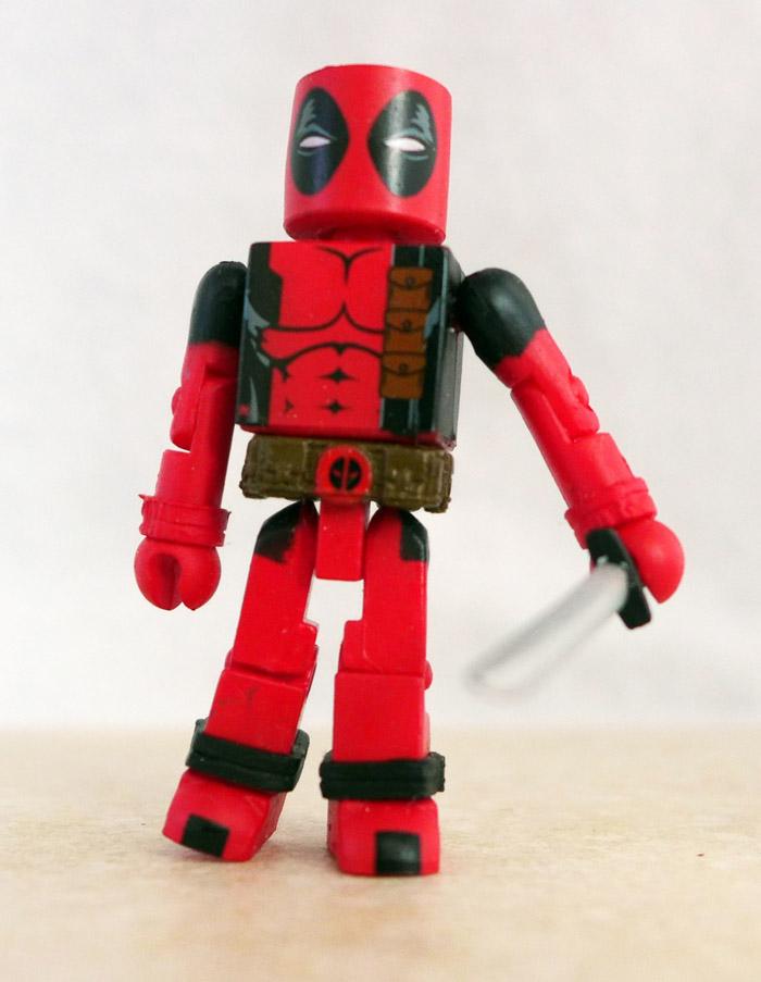 Deadpool (MvC) Loose Minimate