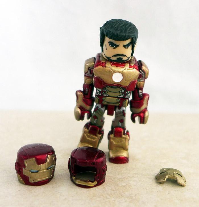 Iron Man Mark 42 Loose Minimate