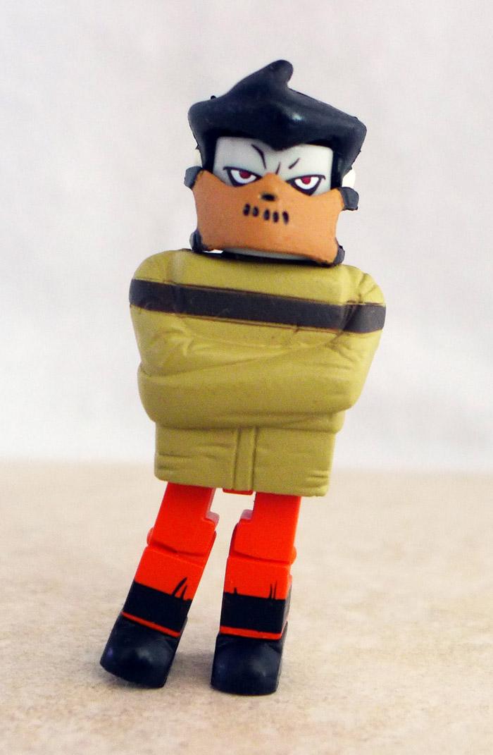 Arkham Asylum Joker Custom Minimate