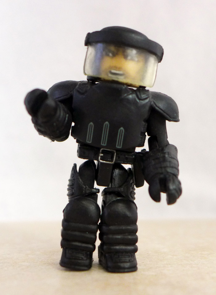 Riot Gear Rick Loose Minimate