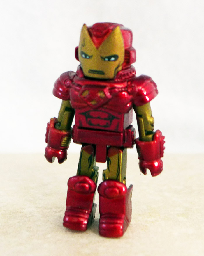 Iron Man 2020 Loose Minimate