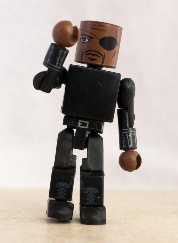 Nick Fury Loose Minimate