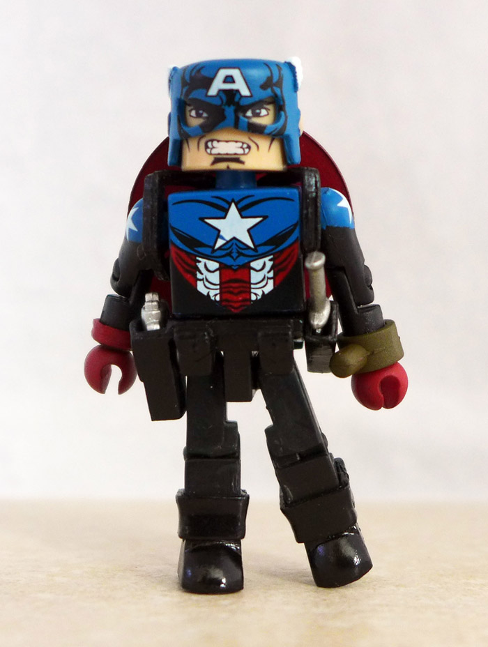 Bucky Captain America Loose Minimate