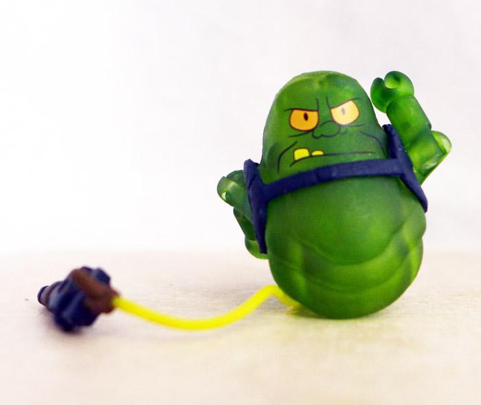 Real Ghostbusters Slimer Loose Minimate