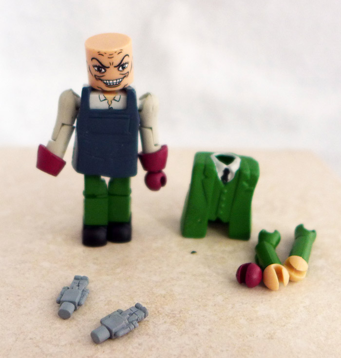 Puppetmaster Loose Minimate
