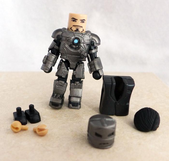 TRU Iron Man Mark I Minimate